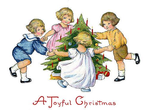 5 danses de 2 à 9 ans pour Noël