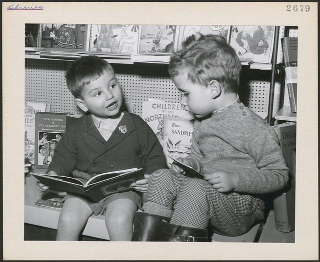 Pourquoi raconter des histoires aux enfants ?